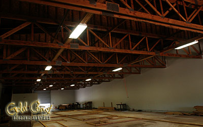 Interior Industrial Space - Lighting  - Gold Coast Electric Services Inc.