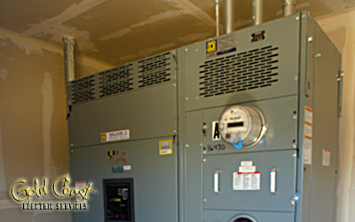 Power Monitoring  - Gold Coast Electric Services Inc.